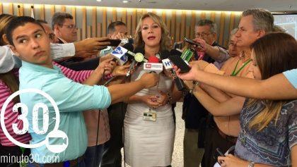 Sandra Isabel Angulo Espinosa - Gerente (E) ESE Carisma.