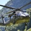 Helicóptero de la Fuerza Aérea. Foto: Fuerza Aérea Colombiana.