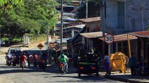 Fotografía de San Vicente de Caguán, área muy vinculada a las Farc