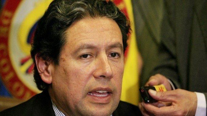 Director del Centro de Arbitraje y Conciliación (CAC) de la Cámara de Comercio de Bogotá, Mauricio González. EFE
