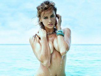 Irina Shayk/ Tomada de Internet