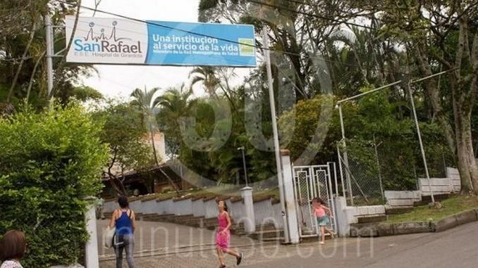 Hospital San Rafael. Municipio de Girardota.