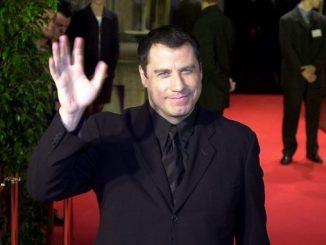 El actor estadounidense, John Travolta. EFE