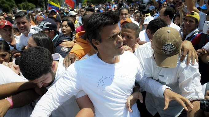 La denuncia de Leopoldo López desde Ramo Verde