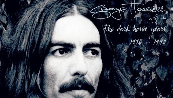 Portada de The Dark Horse years 1976-1992, una caja con seis Cds y un DVD exclusivo dedicados a George Harrison. Albumes remasterizados digitalmente, con canciones extras, información y fotografías inéditas para recordar al Beatle fallecido en 2001. EFEArchivo