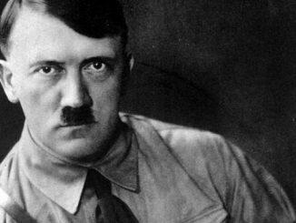 Adolf Hitler/ Imagen tomada de Mirror