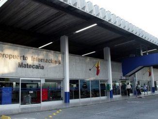 El Aeropuerto Matecaña de Pereira