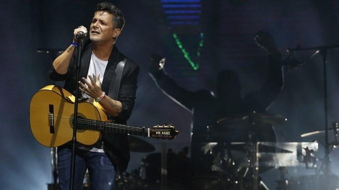 El músico y cantante, Alejandro Sanz. EFE/Archivo