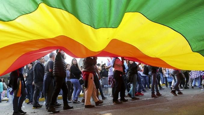 Municipio coquimbano izará bandera de la diversidad en Día contra la Homofobia