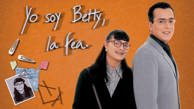 """""""Betty la Fea"""" y Armando Mendoza/ Tomada de RCN"""