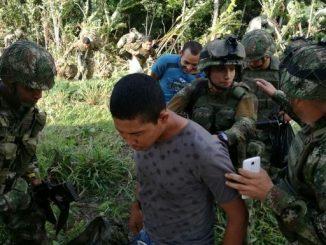 Ejército capturó a tres integrantes del 'Clan del Golfo' en Apartadó