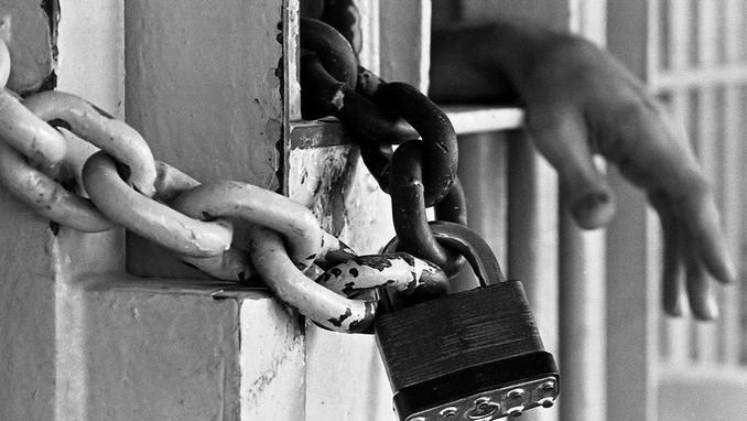 cárcel, prisión, asegurado