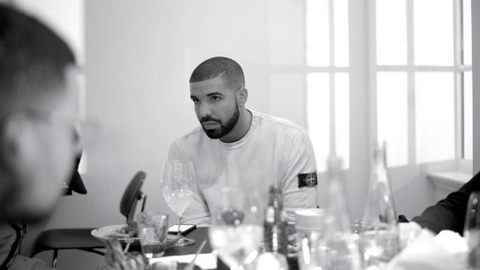 Drake/ Tomada de Instagram: @champagnepapi