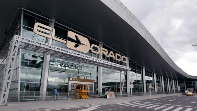 el_dorado aeronáutica civil