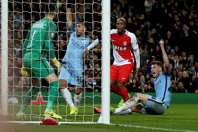 Manchester City se enfrentará a Mónaco por la Liga de Campeones