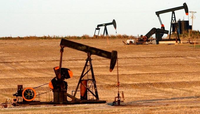 El precio del petróleo de Texas . EFE/Archivo