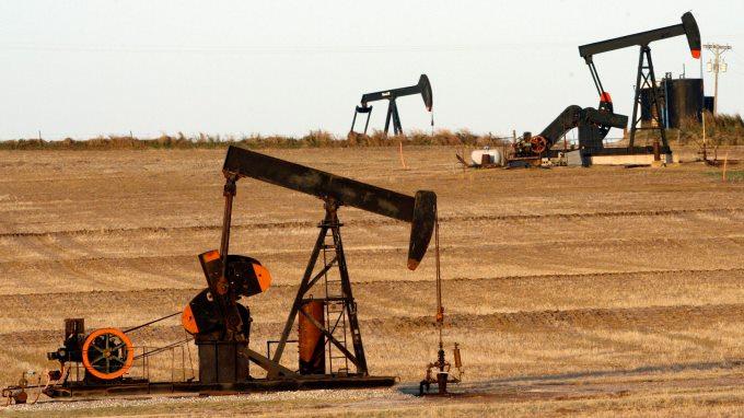 El petróleo de Texas. EFE