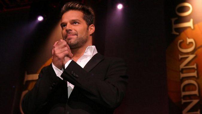 Ricky Martin EFEArchivo