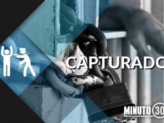 CAPTURADO