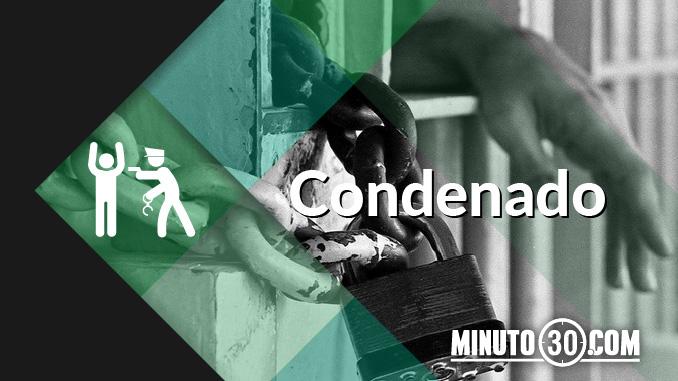 CONDENADO, CONDENA