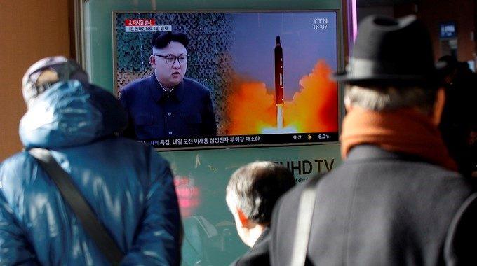 A pesar de advertencias del G7, Corea del Norte lanzó otro misil
