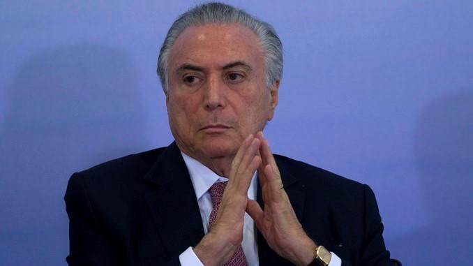Michel_Temer_presidente_Brasil_EFE