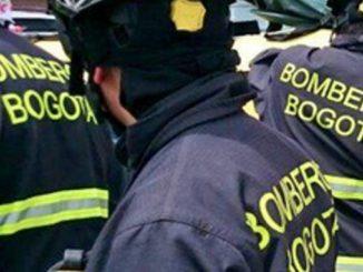 Bomberos de Bogotá