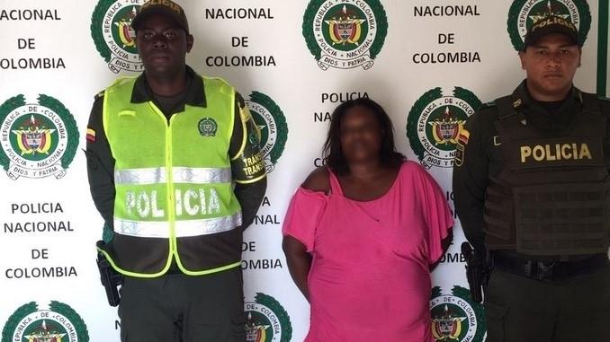 Capturada mujer que agredió a otra con un machete en Condoto - Minuto30.com