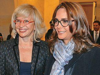 Cecilia Álvarez y Gina Parody