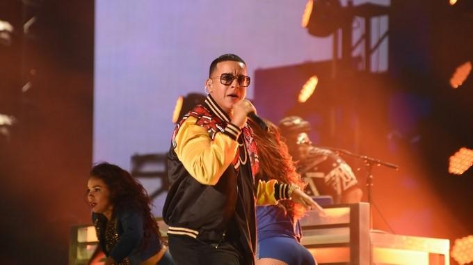 El cantante Daddy Yankee. EFE/Archivo