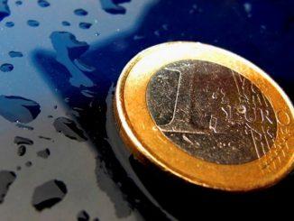 Moneda de un euro. EFE/Archivo