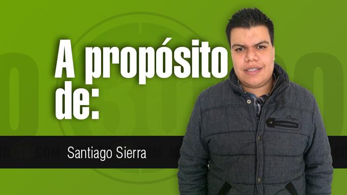 santiago sierra