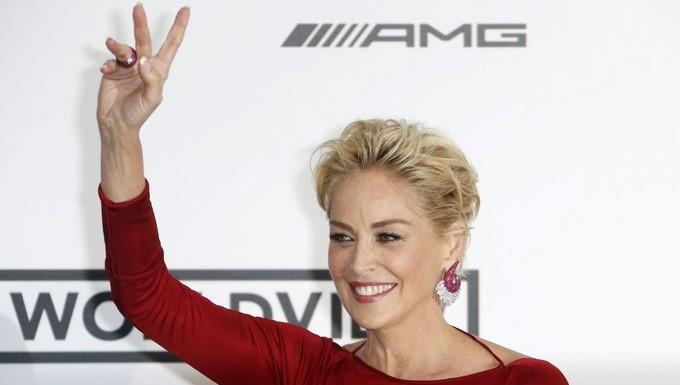 La actriz estadounidense Sharon Stone. EFE/Archivo