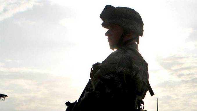 soldado  Ejército