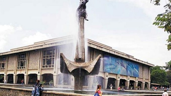 Cierran por tres días la Universidad de Antioquia por robos continuos