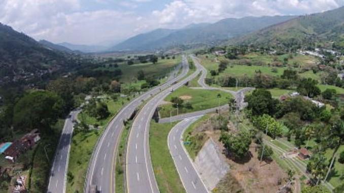 Vías Antioquia
