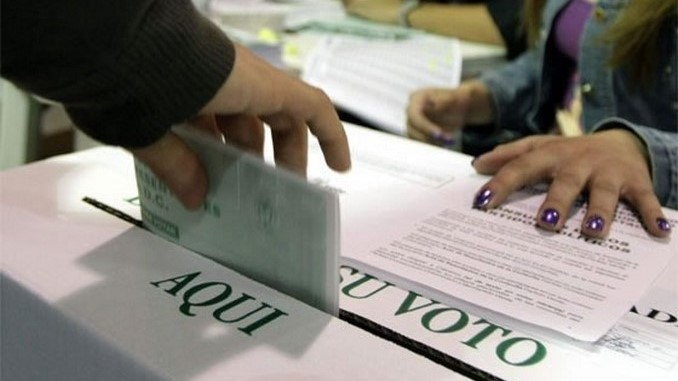 Misión Electoral presentó propuestas para la reforma política