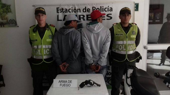 Capturados_Laureles