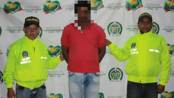 En San Pedro de Urabá capturaron a un presunto abusador sexual - Minuto30.com