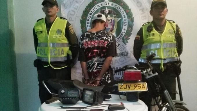 policia moto