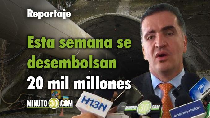 Mauricio Tobón Franco - Gerente IDEA. Foto/Minuto30