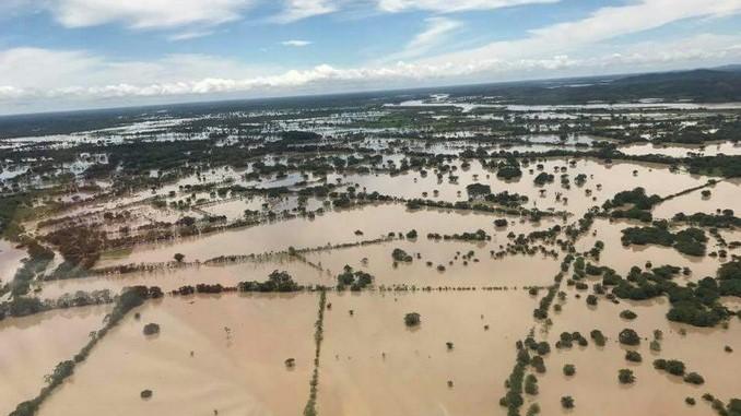 Inundaciones en Nechí.