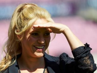 La cantante Shakira Mebarak,. EFE/Alejandro García