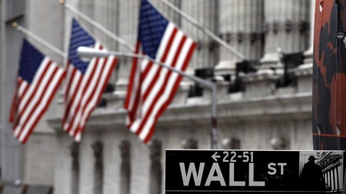 Vista de la entrada principal de la Bolsa de Nueva York. EFE/Archivo
