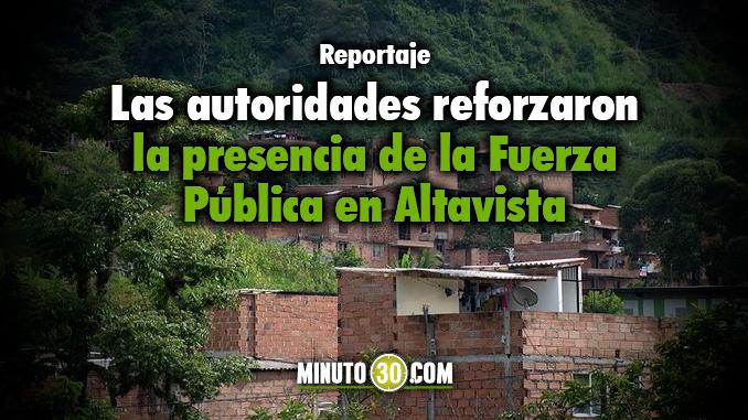 Seguridad en Altavista