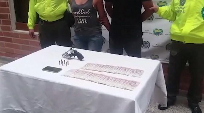 fleteros capturados
