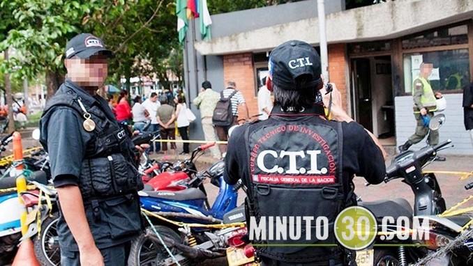 CAI donde obligaron a detenido a comerse unas papeletas de bazuco