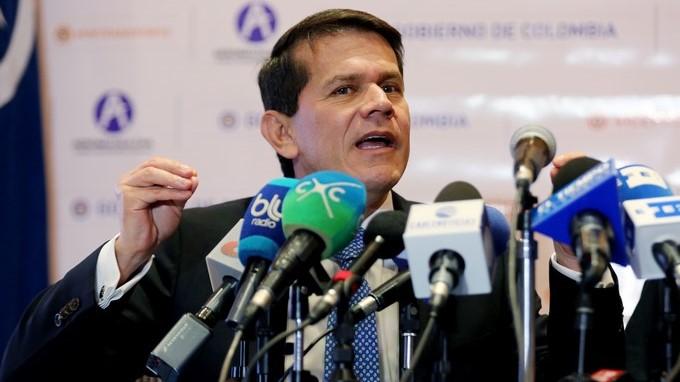 El exdirector general de la Aerocivil, Alfredo Bocanegra