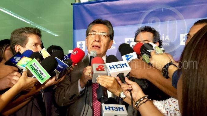 Cayó el presunto asesino del rector del Colegio Rafael Uribe Uribe