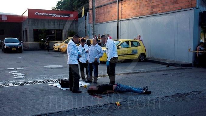 homicidio prado centro agosto 5
